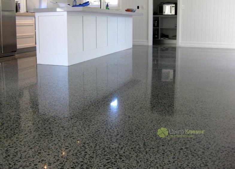 Цена обработки бетонного пола