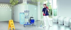 Генеральная уборка в медицинских учреждениях