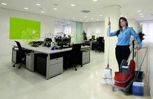Заказать уборку кабинета