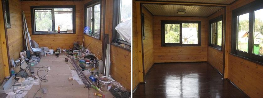 Уборка дома по выгодной цене