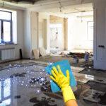 Скидка на уборку после строительства для новоселов от «Центр Клининг»